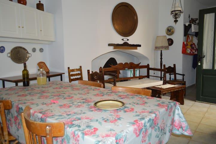 Χωριό Λαμπιώτες - Αμάρι - Ρεθύμνο - Rethymno - Casa