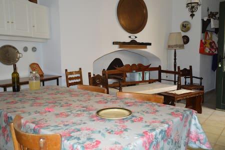 Χωριό Λαμπιώτες - Αμάρι - Ρεθύμνο - Rethymno - บ้าน
