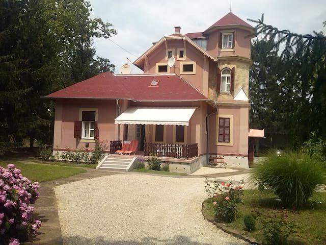 Villa Gabi au lac Balaton - Balatonföldvár