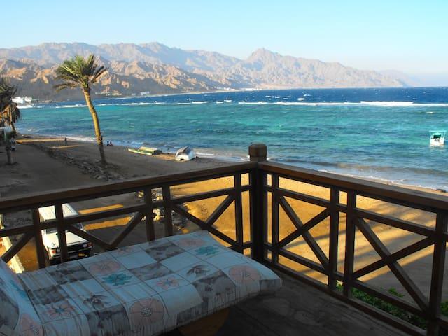 Sea-breeze Beach Studio - Dahab - Apartament