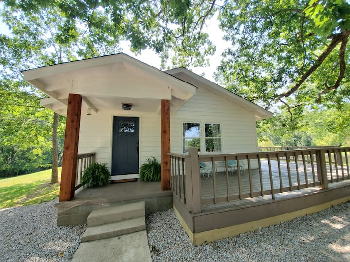 Completely remodeled 1940's farmhouse