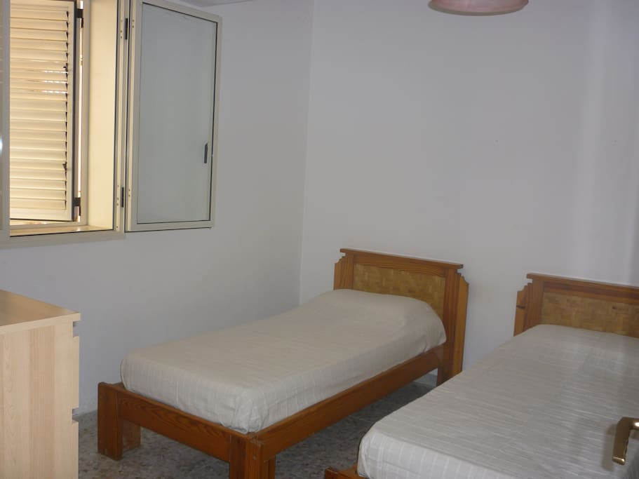 camera due letti +1
