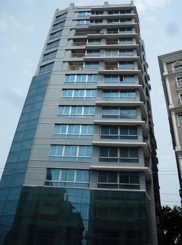 Sunny Spacious Room - Dhaka - Wohnung