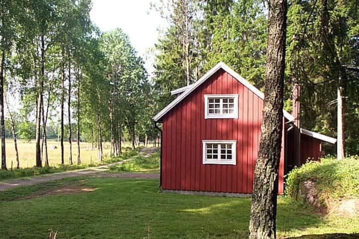 Frändefors in Dalsland.