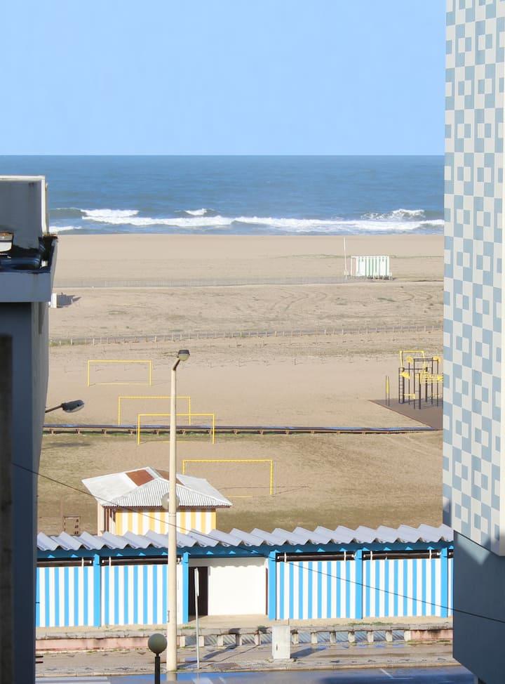 Apartamento na Praia do Relógio