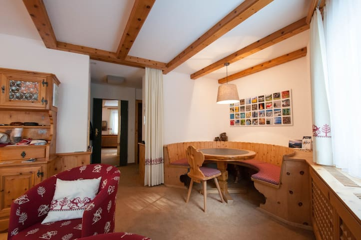 Komfortable Wohnung in Sils-Maria - Sils im Engadin/Segl - Apartment