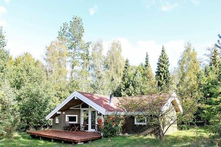 Maison de vacances spacieuse sur Seeland près de la mer
