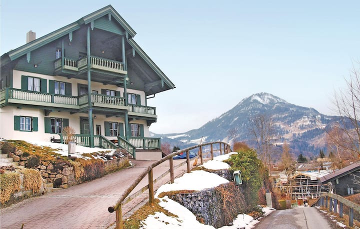 Nice home in Oberaudorf with WiFi and 1 Bedrooms