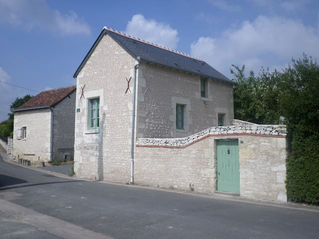 Gîte Saint Nicolas en pierres - Tavant - Hus