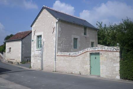 Gîte Saint Nicolas en pierres - Tavant - Casa