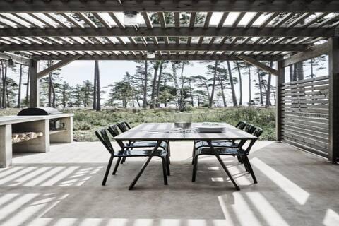 Magnifique habitation écologique pour 8 adultes situé à Harzé Aywaille