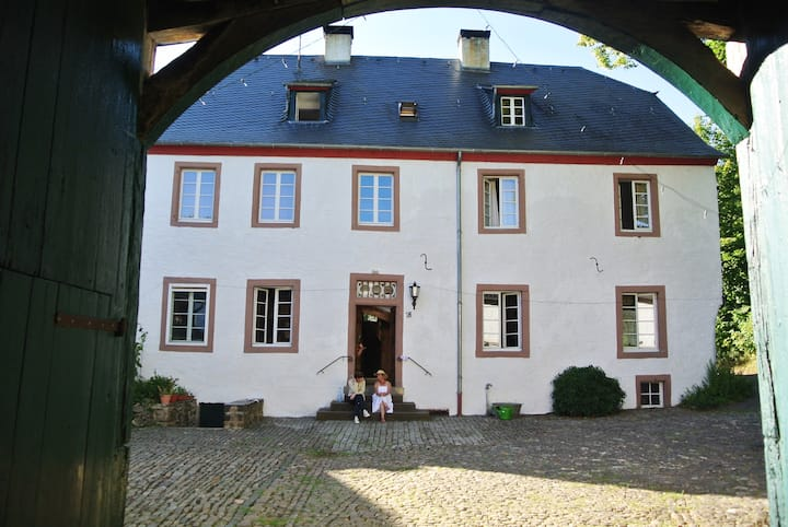 Historic Mansion House in the Eifel