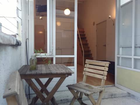 Private terrace - Central - Adaptable - LOFT 5