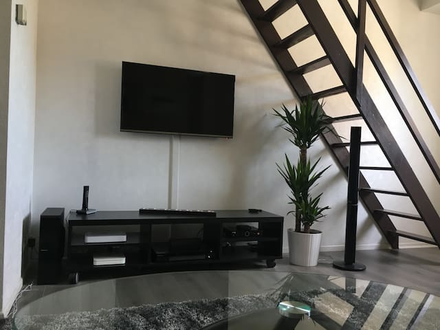 Appartement cosy centre ville - Reims