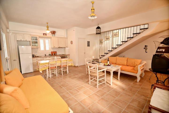 TIMESSA Mezonette - Ikaria - Condominium