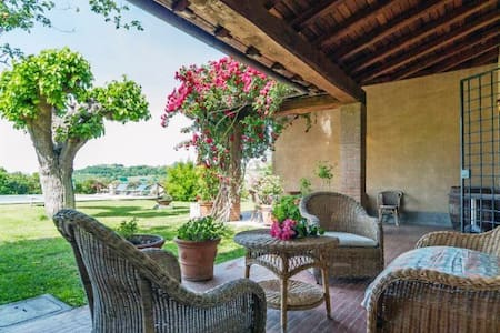 Apartment in villa Il Girasole-Otricoli Umbria - Otricoli