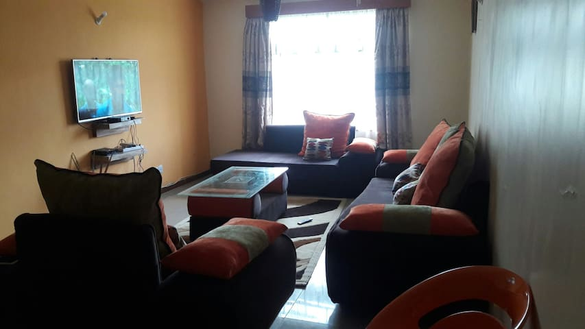 Cosy secure 3 bedroom apartment - Nakuru - Apartemen