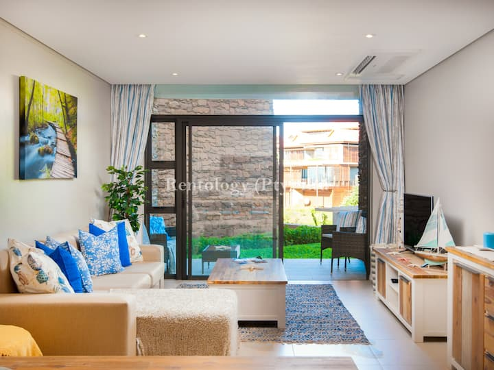 Beautiful 1 Bed Zimbali Suites with Garden