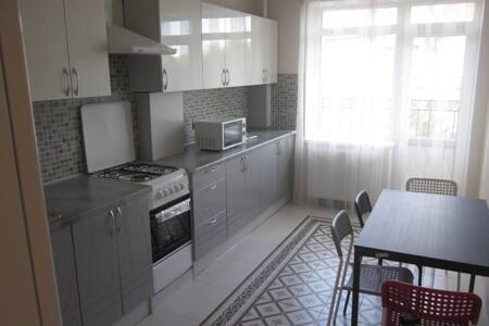 2-х комнатная квартира, 58 кв. м, 2/8 эт - Pionerskiy - Apartment