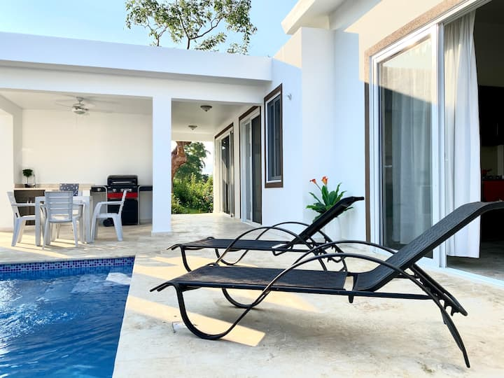 New Villa Garden Dream 62b in Sosua Ocean Village