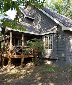 4 Bedroom 3 Bath Pocono Mountain Getaway Sleeps 10 - Blakeslee - 连栋住宅