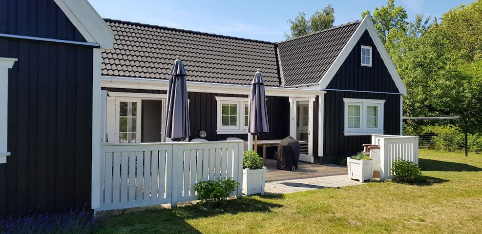 Charming cottage in Tisvilde.