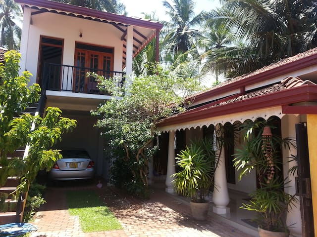 Negombo Bay Breeze House.  second room