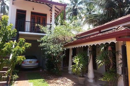 Negombo Bay Breeze House.  second room