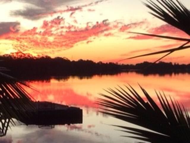 Water lovers Paradise - Broadwater - Rumah