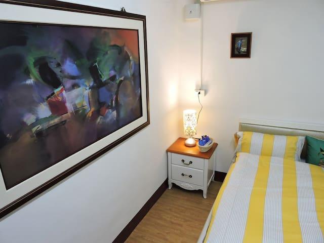 301 單人標準客房(廣告專用-詢問下訂)電話:零參柒-捌柒陸-伍陸貳 - Sanyi Township - Bed & Breakfast