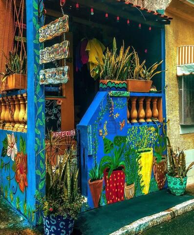 Casa Hype no Santo Antônio Além do Carmo - Bahia