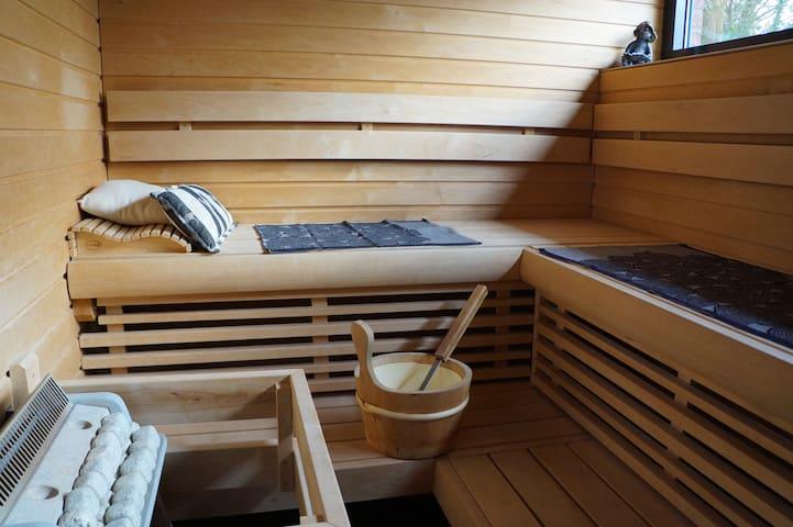 Modern villa with garden and sauna - Oud-Heverlee - Villa