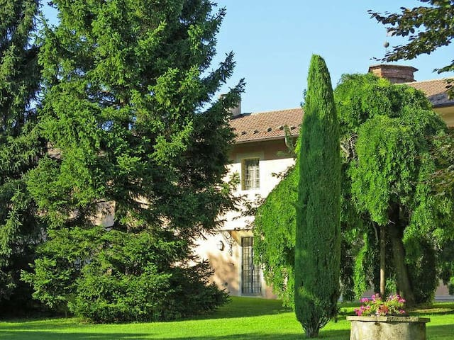 Villa Santa Brigida Dépendance - Pinerolo - อพาร์ทเมนท์