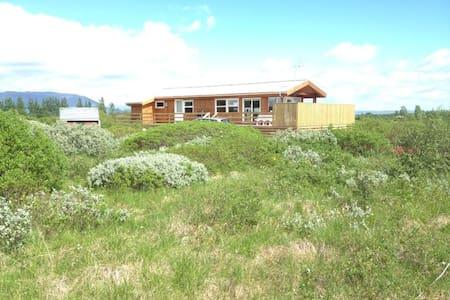 Cosy summerhouse near Laugarvatn - Laugarvatn