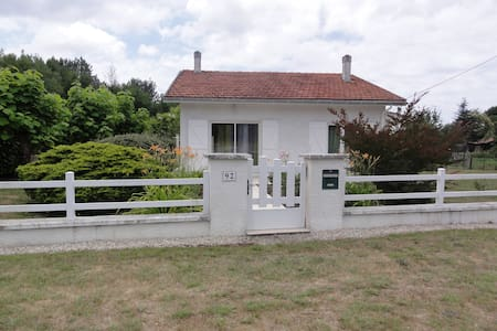 House typical for 6 people - Sainte-Eulalie-en-Born
