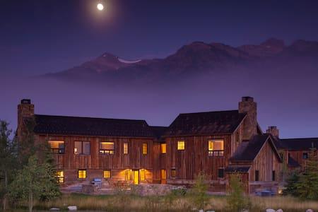 6 Shooting Star Cabin: 116565 - Wilson - Huvila
