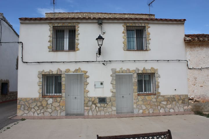 Lovely cottage for 4 in Vall d'Alba - Vall d'Alba - Casa