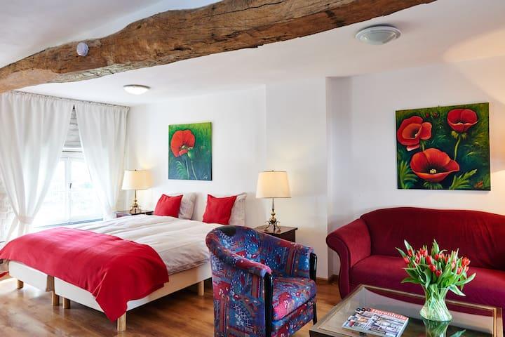 Romantisch 5 persoonsappartement - Eygelshoven - House
