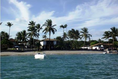 Nice house Penha beach  Itaparica