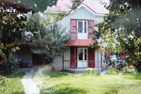 Дом со всеми удобствами за Волгой - Gavrilova Polyana - House