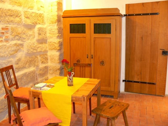 Ferienwohnung im Gärtnerhaus  - Bamberg - Lägenhet