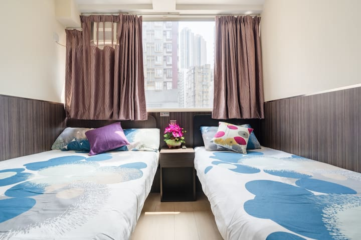 Triple Room in Kowloon [8]
