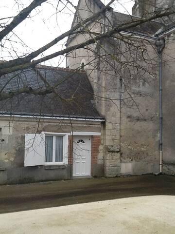 Maison de charme en Touraine  - Louans