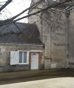 Maison de charme en Touraine  - Louans - Casa