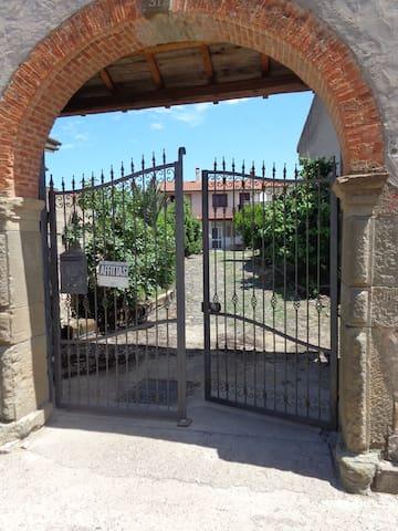 CASA A GONNOSTRAMATZA - Gonnostramatza - House