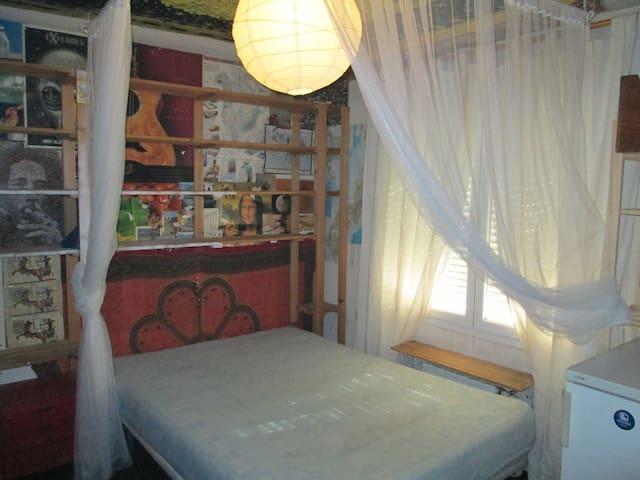 habitaciones en colmenar viejo - Colmenar Viejo - Lägenhet