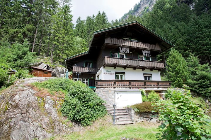 85 m² Haus Schönblick in Zillertal - Mayrhofen