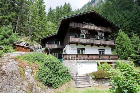 85 m² Haus Schönblick in Zillertal - Mayrhofen - Apartment