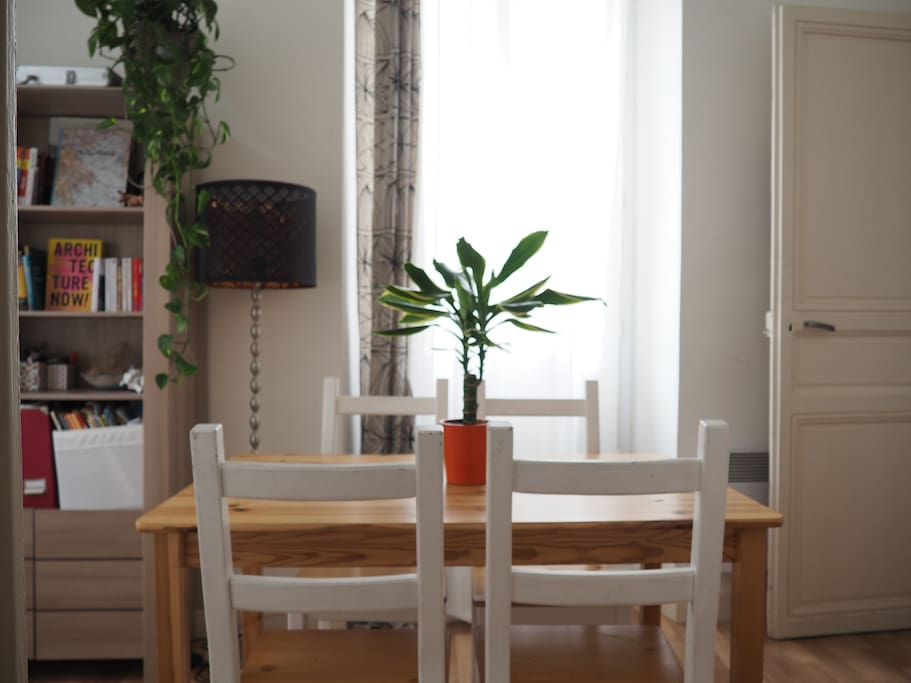 Joli t3 proche gambetta 5min du centre ville for Location appartement bordeaux centre t3