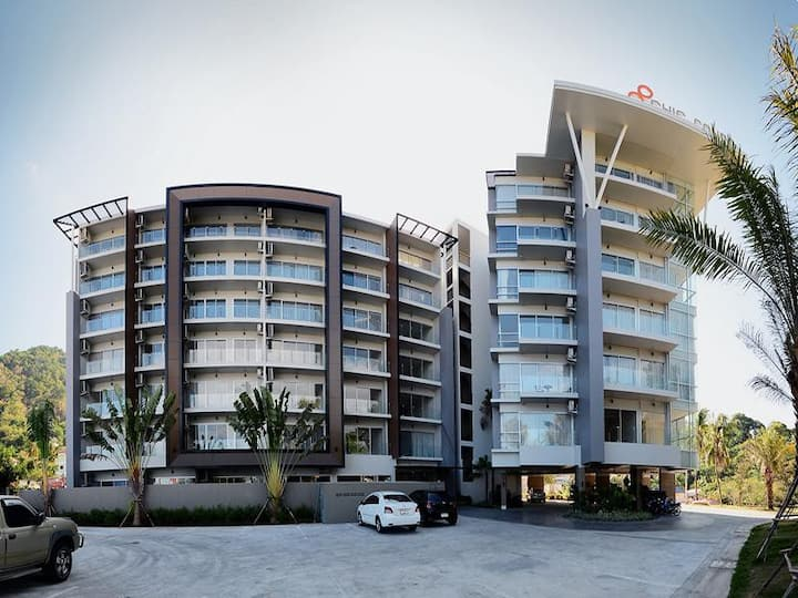 Karon Chic Seashore Apartment